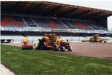 MPG 2000 sur Stade à Auxerre