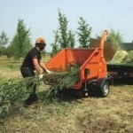 Déchiqueteurs de végétaux recycleurs à marteaux TIMBERWOLF