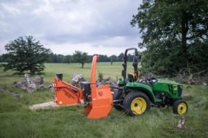 broyeur de branches pour tracteurs
