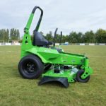 MEAN GREEN NEMESIS electric battery powered mowers