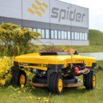 Tondeuse radiocommandée SPIDER CROSS LINER (11)